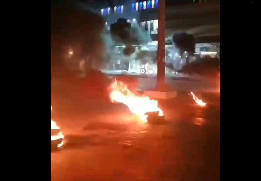 خوزستان برای پنجمین شب، به پاخاست