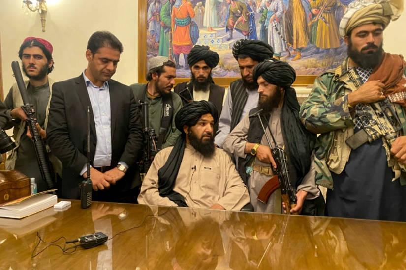 رویدادهای افغانستان و بازتاب آن بر ایران، اسرائیل و دیگر کشورهای منطقه