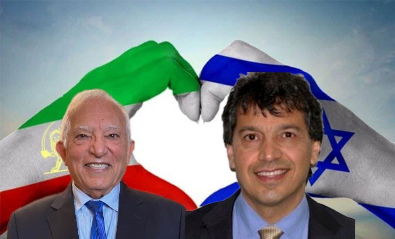 گفتگوی آقای منشه امیر  با پروفسور حسام نوذری درباره اهمیت روابط ایران و اسراییل